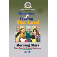 Morning Stars  - Children Sunday School