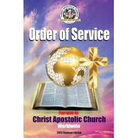 C.A.C Order Of Service