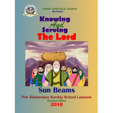 Sun Beams - Children Sunday School