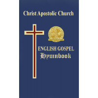 C.A.C English Gospel Hymn Book